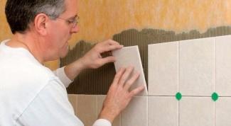 Как поменять плитку в ванной своими руками