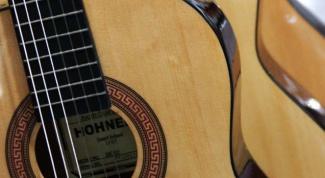 Какими бывают гитары