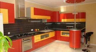 Критерии выбора мебели для кухни