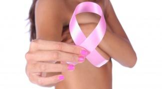 Рак груди: как это выглядит