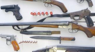 Как получить разрешение на огнестрельное оружие