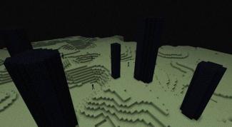 Как выглядит рай в Майнкрафте