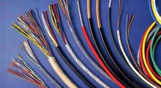 Как облудить провода