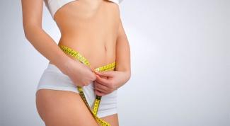 Как убрать живот, не теряя вес