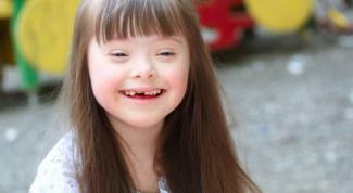 Как выглядит ребенок с синдромом Дауна