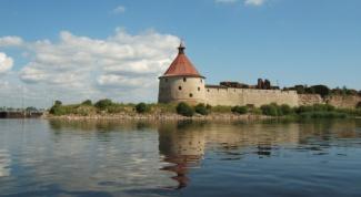Как добраться до крепости Орешек