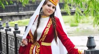 Татарский народный костюм