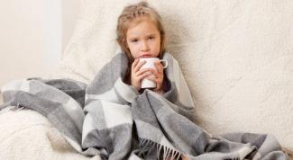 Внешние признаки простуды