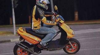 What are Chinese scooters