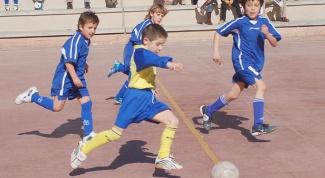 Как записать ребенка на футбол