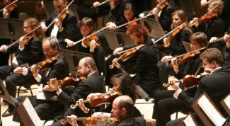 Какие жанры есть у классической музыкой