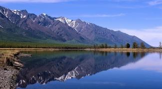 Байкал как объект Всемирного наследия