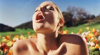 Looks like the female orgasm