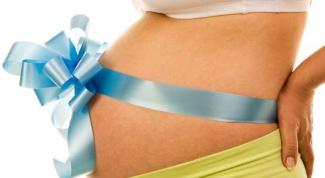 Признаки беременности мальчиком