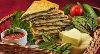 Что такое осетинский пирог