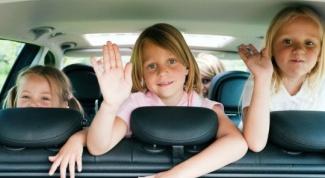 Какую машину лучше всего купить многодетной семье