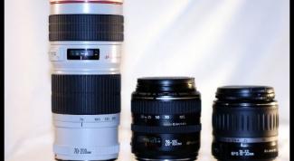 Как дешевле всего купить объектив