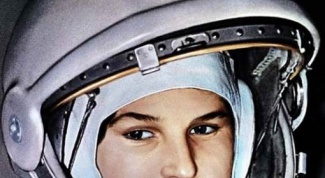 In what year did Valentina Tereshkova flew into space