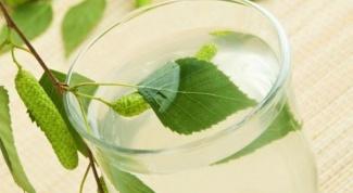 Как сохранить березовый сок зимой