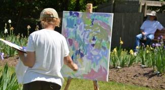 Как научиться рисовать с натуры