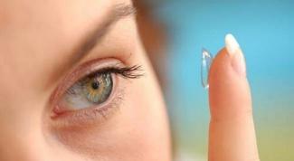 Как выбирать контактные линзы