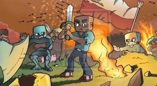 Как включить pvp в Minecraft