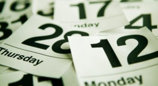 Как выучить дни недели на английском