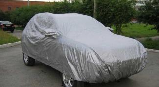 Как защитить автомобиль от жары