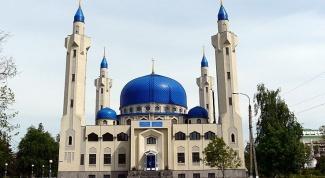 Основные обязанности мусульманина