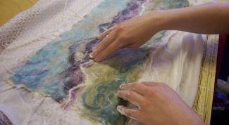 Модное рукоделие - валяние