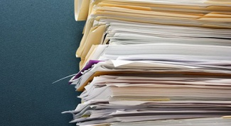 What documents are the primary accounting