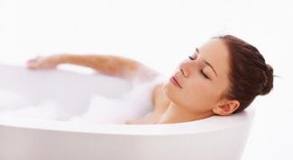 Как принимать ванну во время беременности