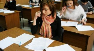 Как вести себя на экзамене