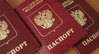 What documents are needed when obtaining a Russian passport