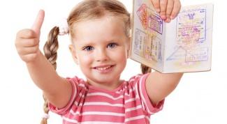 Какие документы нужны для вывоза ребенка за границу
