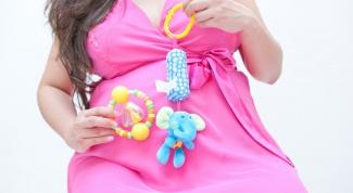 Как и когда меняется грудь при беременности