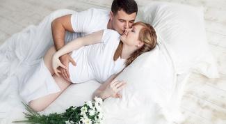 До какого срока беременности можно заниматься любовью