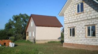 Какой фундамент лучше подойдет для дома из пеноблоков