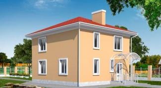 Какой нужен фундамент для двухэтажного дома