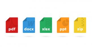 Как в Windows 7 изменить расширение файла