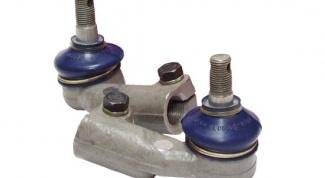 Как поменять рулевой наконечник на Ваз 2110