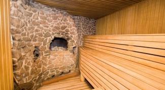 Какой камень лучше всего подойдет для постройки бани