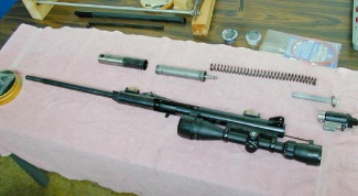 How to replace spring air rifle