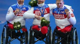 Какие спортсмены принимают участие в Паралимпийских играх