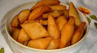 Как приготовить крекеры Shakkar Para