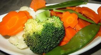 Как сохранить питательные вещества овощей