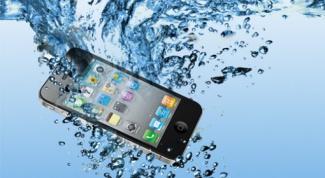 Как просушить сотовый телефон