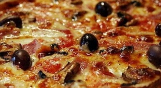 "Пицца ""4 сыра"" по-итальянски"
