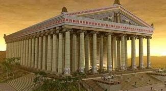 Какие шедевры архитектуры относят к семи чудесам света
