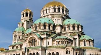 Отдых в Болгарии: достопримечательности Софии